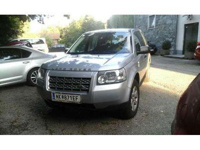 gebraucht Land Rover Freelander 2,2 Td4_e Experience E