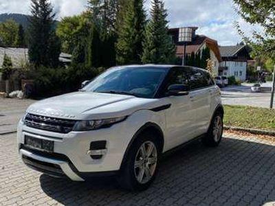 gebraucht Land Rover Range Rover evoque Dynamic 2,0 Si4 Aut.