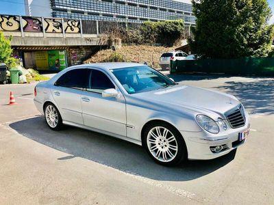 gebraucht Mercedes E220 Facelift Avantgarde CDI