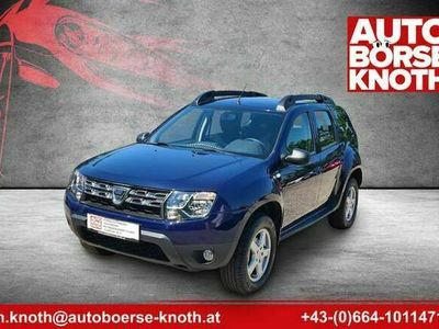 gebraucht Dacia Duster Lauréate TCe 125 S Allrad