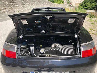 gebraucht Porsche 911 Carrera 4 Cabriolet / Roadster,