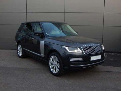 gebraucht Land Rover Range Rover 2,0 P404 Plug-in Hybrid