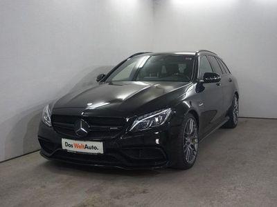 gebraucht Mercedes C63 AMG AMG S T Aut.