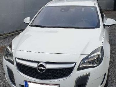 gebraucht Opel Insignia ST 2,8 V6 Turbo Ecotec OPC Allrad Aut.