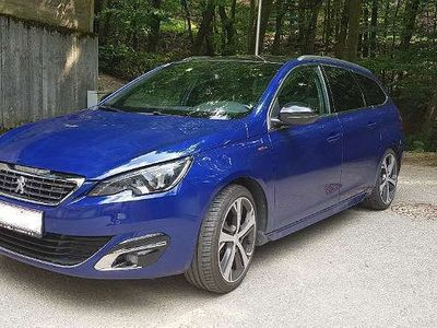 gebraucht Peugeot 308 SW 1,2 PureTech GT Line S&S Kombi / Family Van,