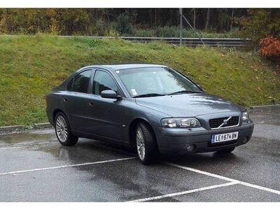 gebraucht Volvo S60 2,4D