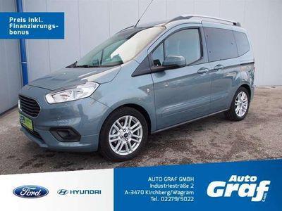 gebraucht Ford Tourneo Courier 1,0 EcoBoost Titanium Start/Stop