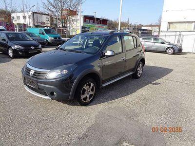 gebraucht Dacia Sandero Stepway 1,6 MPI