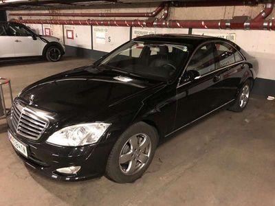 gebraucht Mercedes S320 S-KlasseCDI 4MATIC Limousine