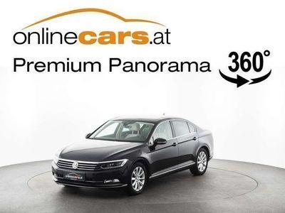 gebraucht VW Passat Highline 2,0 TDI ABSOLUT VOLL Limousine,
