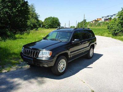 brugt Jeep Grand Cherokee Limited 2,7 CRD SUV / Geländewagen,
