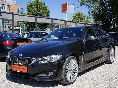 gebraucht BMW 430 Gran Coupé 4er-Reihe d xDrive Luxury Line Aut. Sportwagen / Coupé