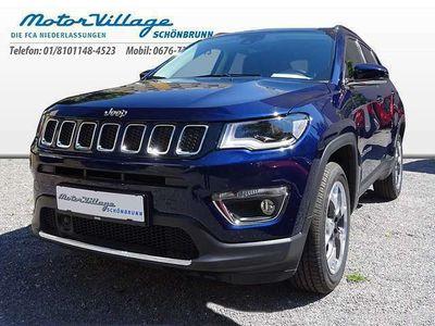 gebraucht Jeep Compass 1,4 MultiAir AWD Limited 9AT 170 Aut. SUV / Geländewagen