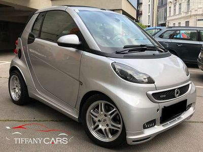gebraucht Smart ForTwo Cabrio brabus Xclusive FACELIFT / VOLLAUSTATTUNG