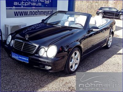 gebraucht Mercedes CLK230 Kompressor Cabrio Elegance Aut.