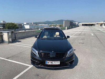 gebraucht Mercedes S500 S-KlasseLimousine