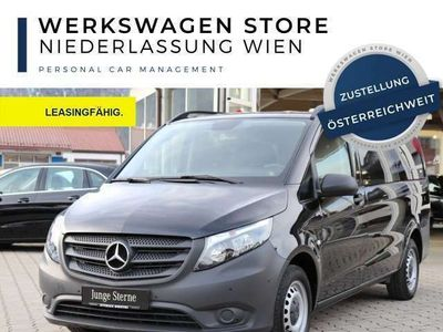 gebraucht Mercedes Vito 116 CDI Tourer PRO lang/AHK/PDC/ 7G-Tronic/