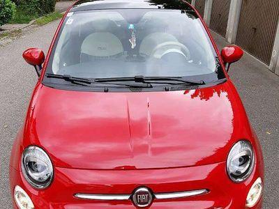 gebraucht Fiat 500 Ecco 1,2 69 Lounge Panorama Klein-/ Kompaktwagen