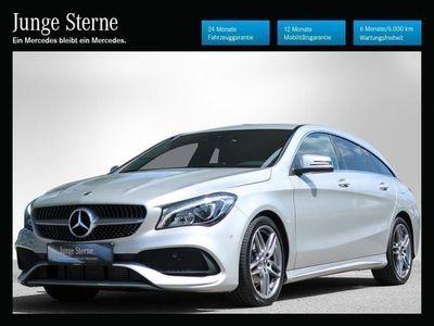 gebraucht Mercedes CLA200 Shooting Brake d Austria Edition Aut. *AMG-Line*Navi*LED*