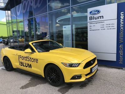 gebraucht Ford Mustang 2,3 EcoBoost Aut.
