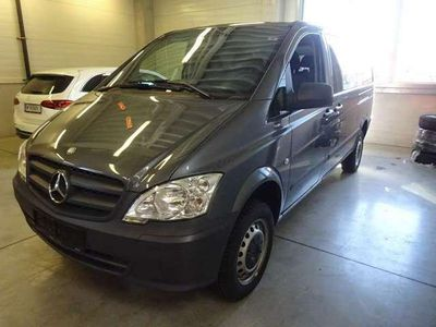 gebraucht Mercedes Vito Vito Kombi116 CDI BlueEfficiency extralang Allrad