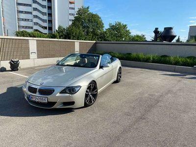 gebraucht BMW 645 Cabriolet 6er-Reihe Cabrio (E64) Aut.