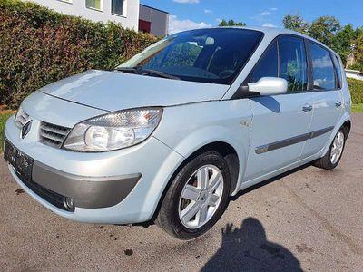 gebraucht Renault Scénic 1.9 dci Kombi / Family Van