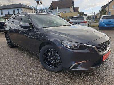 gebraucht Mazda 6 Sport Combi CD175 Revolution Top AWD Aut. Kombi / Family Van