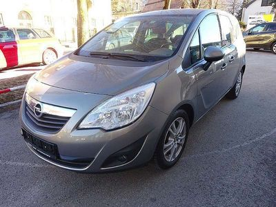 gebraucht Opel Meriva 1,4 ecoFlex Turbo Edition 30 Start&Stop Kombi / Family Van,