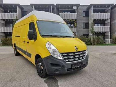 gebraucht Renault Master L4H3 3,5t Kasten