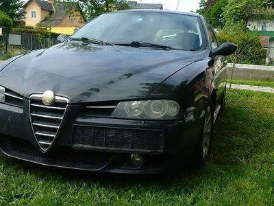 gebraucht Alfa Romeo 156 156 Alfa2,4 JTDM Sportwagon 240 PS Kombi / Family Van
