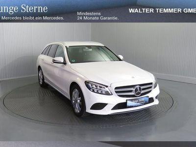 gebraucht Mercedes C200 d T-Modell AVANTGARDE-Line Modellpflege