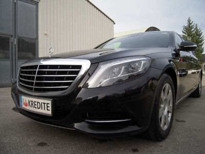 gebraucht Mercedes S350 S-Klassed 4Matic lang Aut.1-Hand Unfallfrei Voll Extras 1a-Zustand Limousine