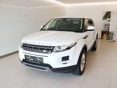 gebraucht Land Rover Range Rover evoque Pure Tech 2,2 TD4 Aut. SUV / Geländewagen,