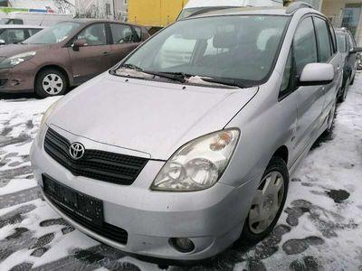 gebraucht Toyota Corolla Verso 2,0 D-4D Linea Luna Ds.