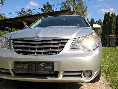 gebraucht Chrysler Sebring Cabriolet Sebring CABRIO DIESEL LEDER KLIMA SITZHEI / Roadster