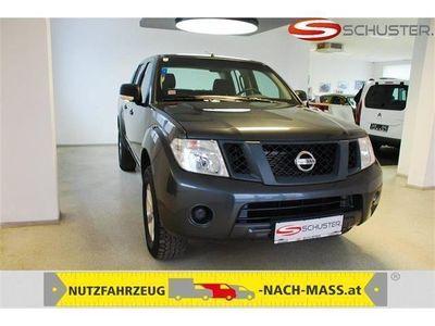 brugt Nissan Navara Double Cab XE 2,4 dci 4WD