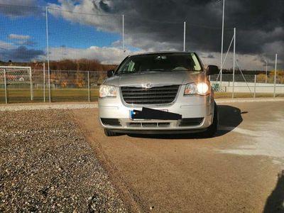 gebraucht Chrysler Grand Voyager LX 2,8 CRD Aut.
