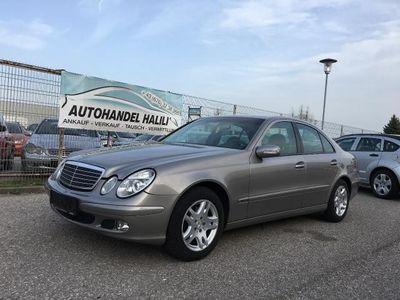 gebraucht Mercedes E200 CDI Automatik