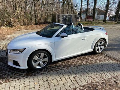 gebraucht Audi TT Roadster Roadster Cabrio /