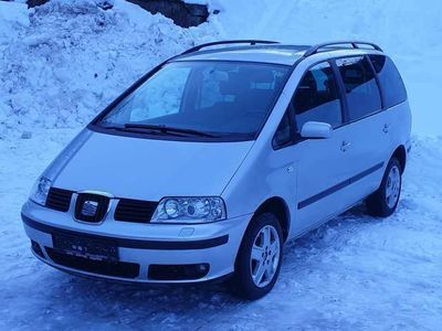 gebraucht Seat Alhambra Pickerl neu 4 Stylance Luxus 1,9TDI Kombi / Family Van
