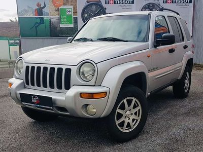 brugt Jeep Cherokee 2,5 Limited CRD TD