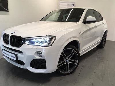 gebraucht BMW X4 xDrive35d