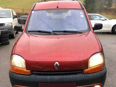 gebraucht Renault Kangoo 1,5 Kombi / Family Van