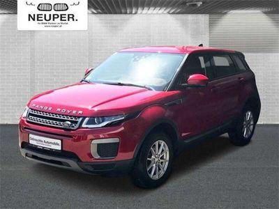 gebraucht Land Rover Range Rover evoque Pure 2,0 eD