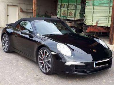 gebraucht Porsche 911 Carrera S Cabriolet 991 PDG