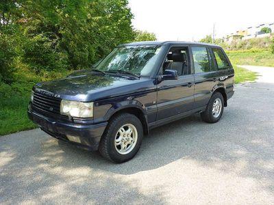 gebraucht Land Rover Range Rover 4,6HSE Sondermodell SUV / Geländewagen,
