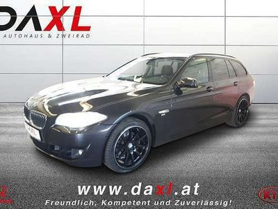 gebraucht BMW 520 520 d Touring Österreich-Paket Aut.