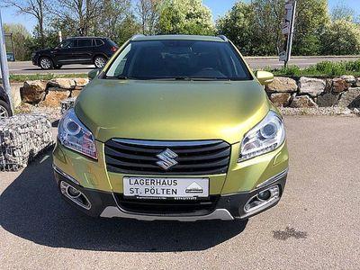 gebraucht Suzuki SX4 S-Cross 1,6 DDiS Allgrip ID shine+ SUV / Geländewagen