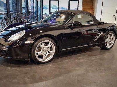 gebraucht Porsche Boxster 2,7 Cabrio / Roadster